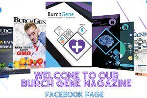 BurchGene Magazine 8th Edition